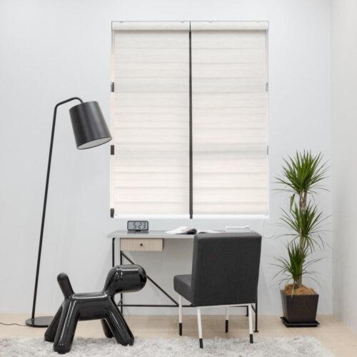 Baagus Curtain Sheer Malaysia Blender – Beige 1
