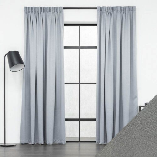 Baagus Curtain Sheer Malaysia Bold Light Grey FB 5037 13LG DSC 8858 3 1