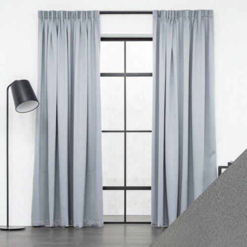 Baagus Curtain Sheer Malaysia Bold Light Grey FB 5037 13LG DSC 8858 3 1