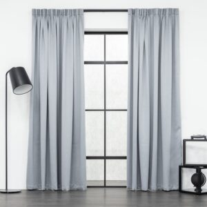 Baagus Curtain Sheer Malaysia Bold Light Grey FB 5037 13LG DSC 8858 3