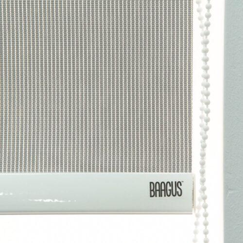 Baagus Curtain Sheer Malaysia Bold Peforated – Grey 3