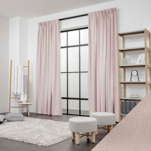 Baagus Curtain Sheer Malaysia Bold Pink 2 01