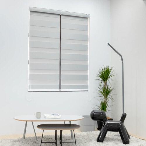 Baagus Curtain Sheer Malaysia Broad – Light Grey 2