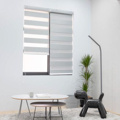 Baagus Curtain Sheer Malaysia Broad – Light Grey 3