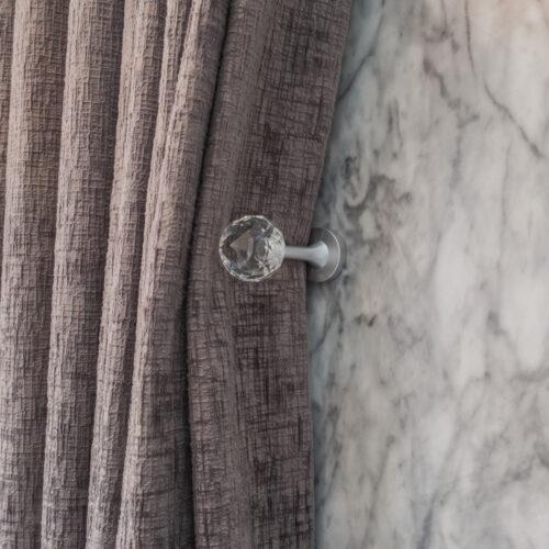 Baagus Curtain Sheer Malaysia Crystal Silver 2