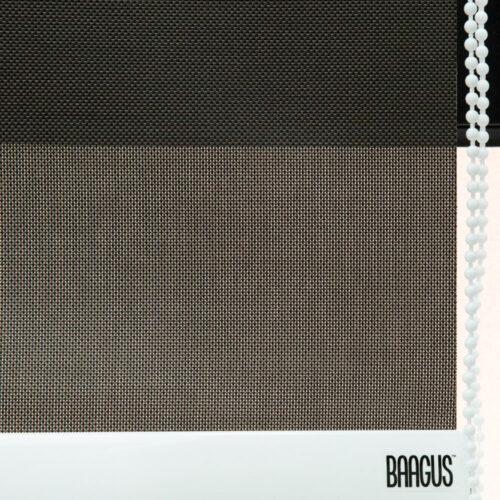 Baagus Curtain Sheer Malaysia Dense Peforated – Bronze 3