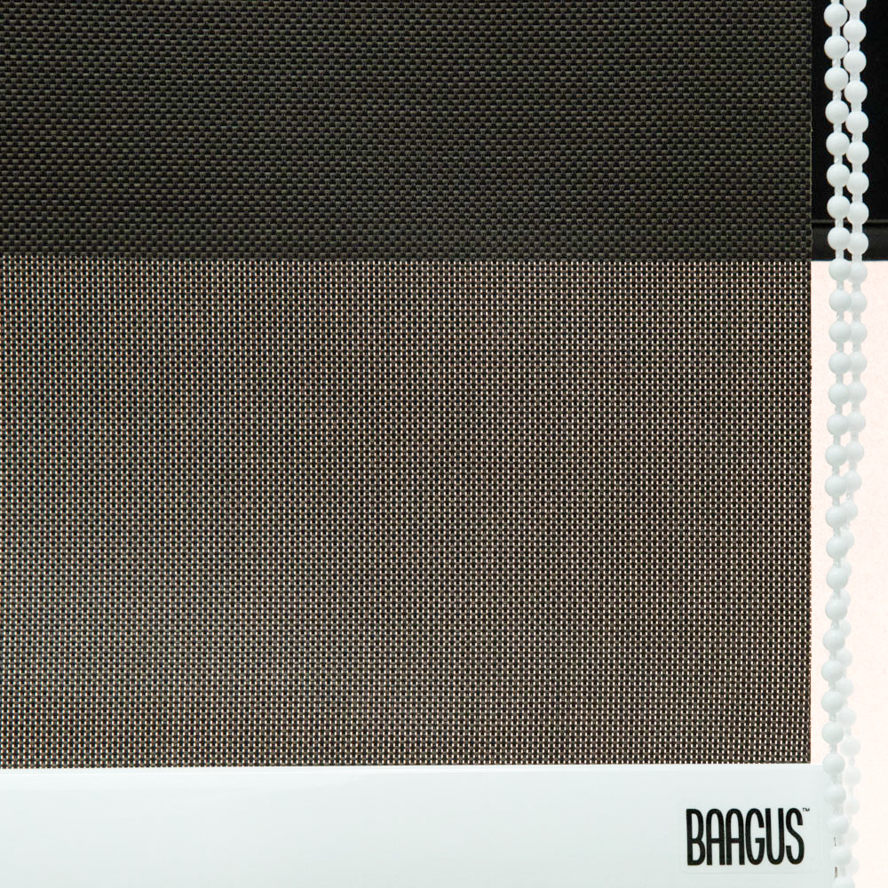 Baagus Curtain Sheer Malaysia Dense Peforated – Bronze 3