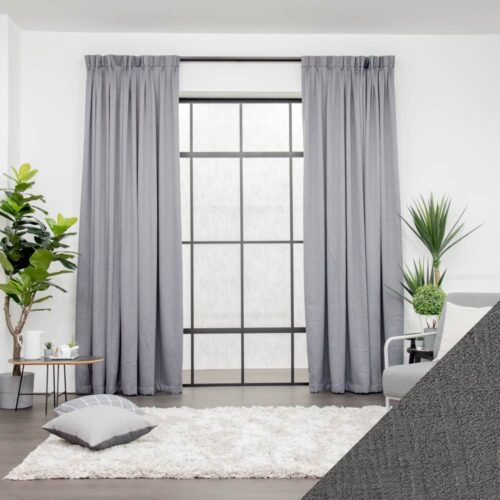 Baagus Curtain Sheer Malaysia Forest Grey 1 01