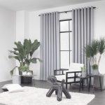 Baagus Curtain Sheer Malaysia Hazy Grey 2