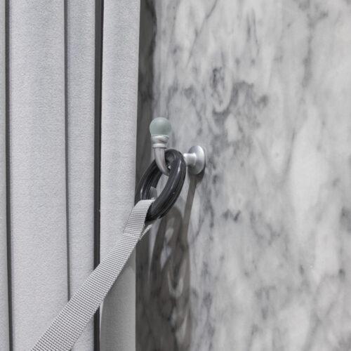 Baagus Curtain Sheer Malaysia Hazy Pearl Silver 3