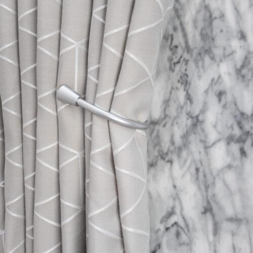 Baagus Curtain Sheer Malaysia J Silver 2