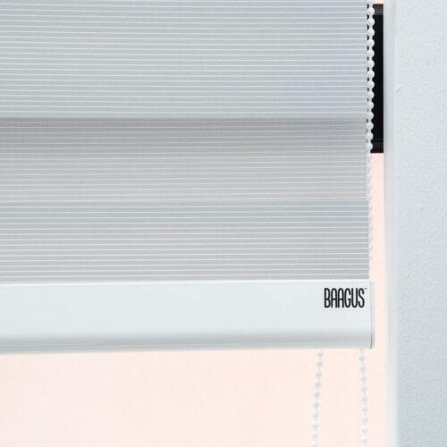 Baagus Curtain Sheer Malaysia Lined – Grey 4