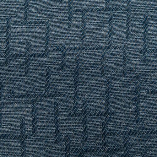 Baagus Curtain Sheer Malaysia Mazee Blue FP 3008 11BL DSC 9566