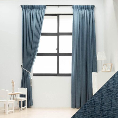 Baagus Curtain Sheer Malaysia Mazee Blue FP 3008 11BL DSC 9770 1 01 1