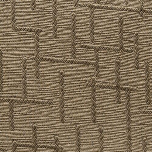 Baagus Curtain Sheer Malaysia Mazee Brown FP 3008 5BR DSC 9514