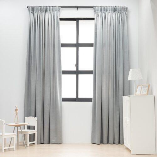 Baagus Curtain Sheer Malaysia Mazee Grey FP 3008 6G DSC 9767 1