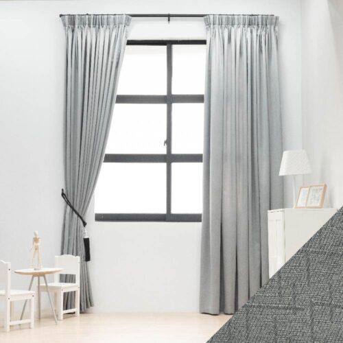 Baagus Curtain Sheer Malaysia Mazee Grey FP 3008 6G DSC 9768 1 01 1