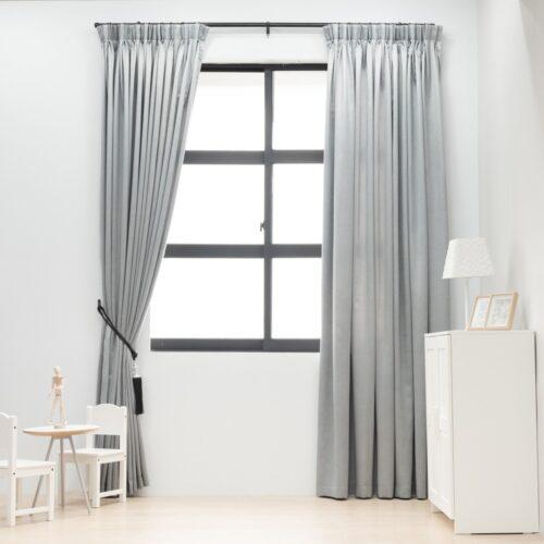 Baagus Curtain Sheer Malaysia Mazee Grey FP 3008 6G DSC 9768 1