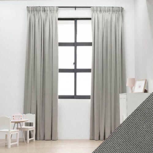 Baagus Curtain Sheer Malaysia Meshy Grey FB Q259 09G DSC 9771 1 01 1