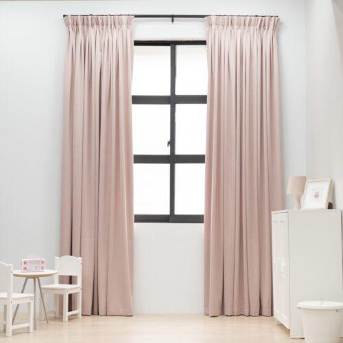 Baagus Curtain Sheer Malaysia Meshy Pink FB Q259 25PK DSC 9777 1