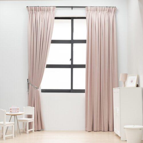 Baagus Curtain Sheer Malaysia Meshy Pink FB Q259 25PK DSC 9778 1