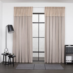 Baagus Curtain Sheer Malaysia Oriental Brown 1