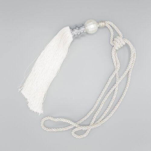 Baagus Curtain Sheer Malaysia Pearl – White 2