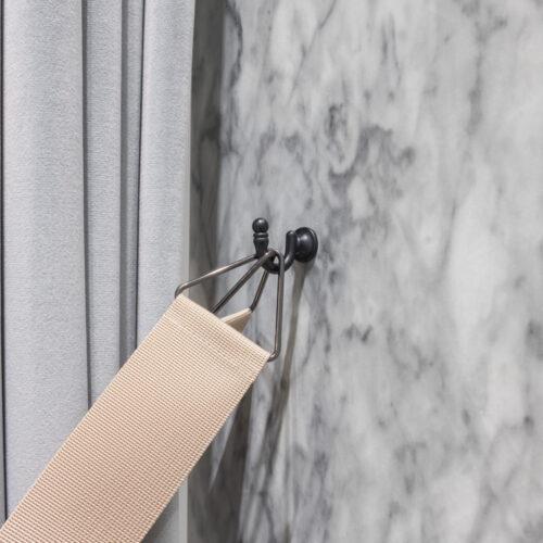 Baagus Curtain Sheer Malaysia Petite Black 3