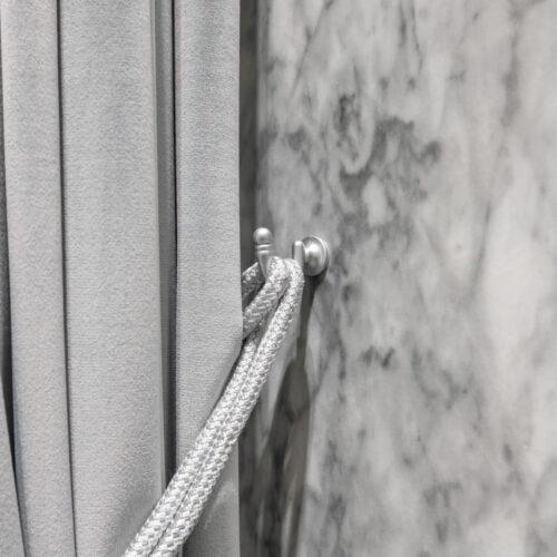 Baagus Curtain Sheer Malaysia Petite Silver 2