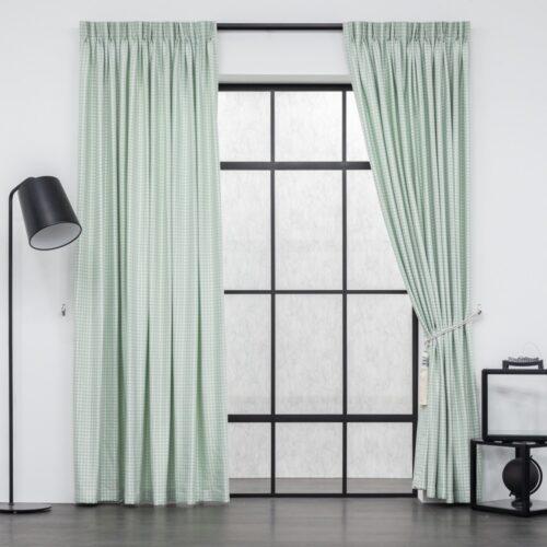 Baagus Curtain Sheer Malaysia Pixzel Green FG 681 1GN DSC 9044 3