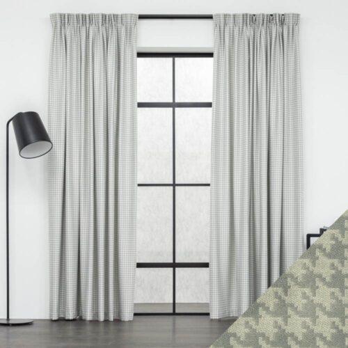 Baagus Curtain Sheer Malaysia Pixzel Grey FG 681 7G DSC 9043 2 01
