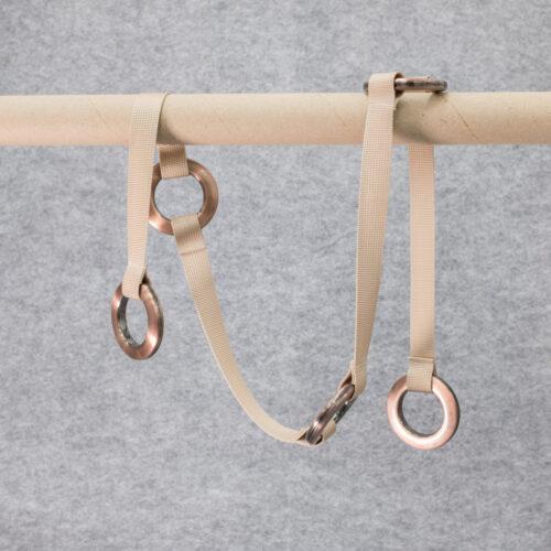 Baagus Curtain Sheer Malaysia Ring – Beige 1
