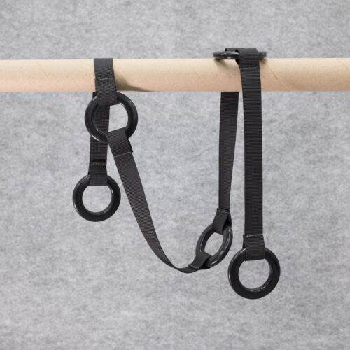 Baagus Curtain Sheer Malaysia Ring – Black 1