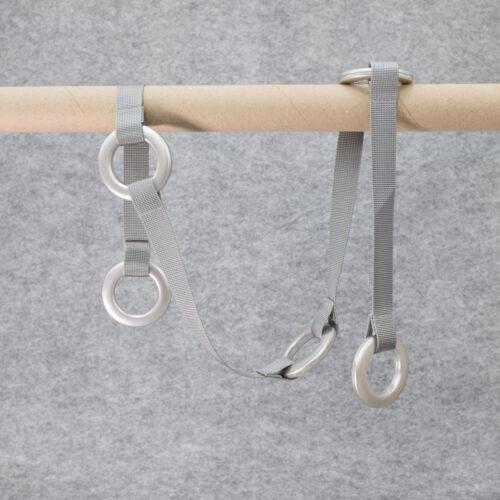 Baagus Curtain Sheer Malaysia Ring – Grey 1