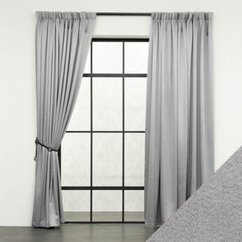 Baagus Curtain Sheer Malaysia Sandy Light Grey FB 2800 3LG DSC 9600 01