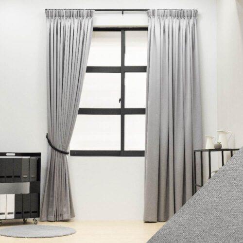 Baagus Curtain Sheer Malaysia Sandy Light Grey FB 2800 3LG DSC 9795 01 01 1
