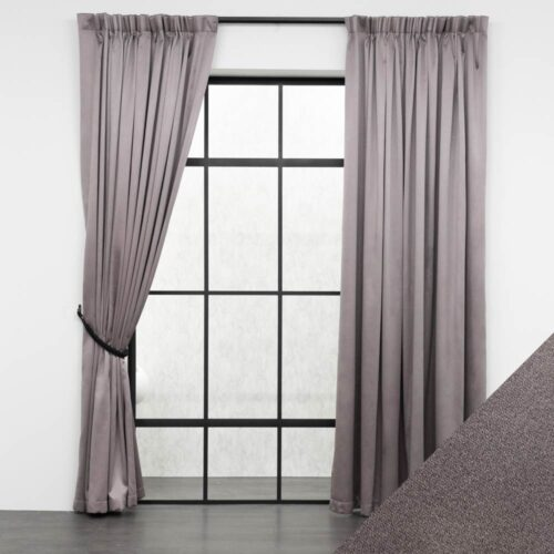 Baagus Curtain Sheer Malaysia Sandy Purple FB 2800 18PP DSC 9501 01