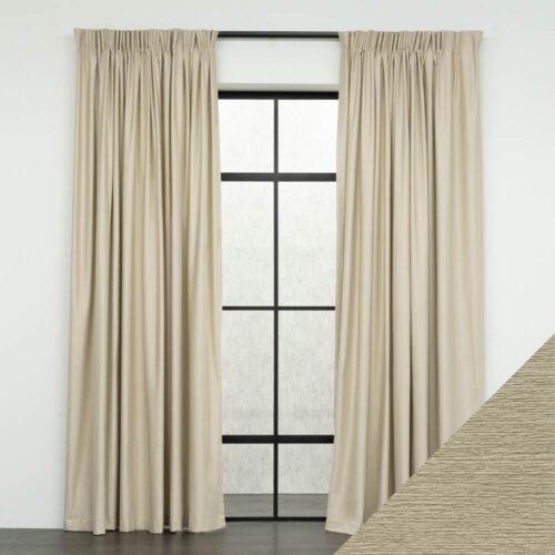 Baagus Curtain Sheer Malaysia Sea Wave Brown FP 3600 7B DSC 9534 01 01