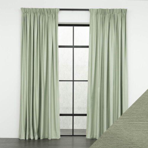 Baagus Curtain Sheer Malaysia Sea Wave Green FP 3600 8GN DSC 9524 01 01