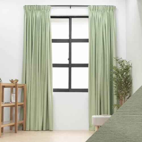 Baagus Curtain Sheer Malaysia Sea Wave Green FP 3600 8GN DSC 9728 01 01 1