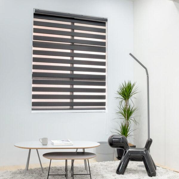 Baagus Curtain Sheer Malaysia Shade – Black 1