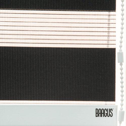 Baagus Curtain Sheer Malaysia Shade – Black 3