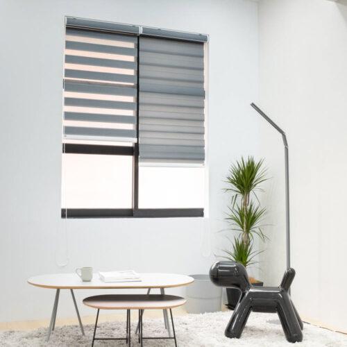 Baagus Curtain Sheer Malaysia Shade – Grey 2