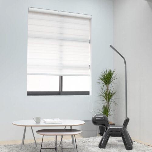 Baagus Curtain Sheer Malaysia Shade – White 2