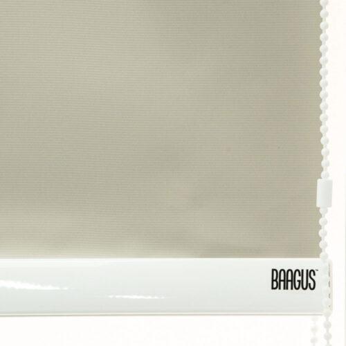 Baagus Curtain Sheer Malaysia Sleek – Brown 3
