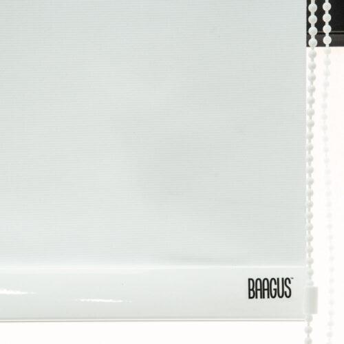 Baagus Curtain Sheer Malaysia Sleek – White 2