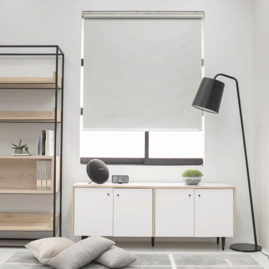Baagus Curtain Sheer Malaysia Sleek – Grey 1