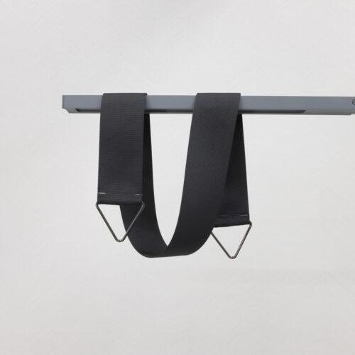 Baagus Curtain Sheer Malaysia Sleek Triangle – Black 1