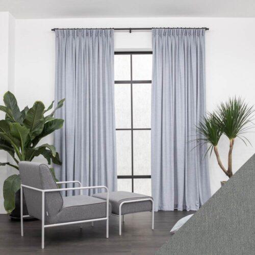 Baagus Curtain Sheer Malaysia Soft Yarn Blue 1 01