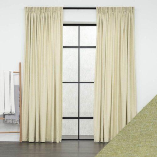 Baagus Curtain Sheer Malaysia Soft Yarn Yellow FP FYR 16LGN DSC 9047 2 01